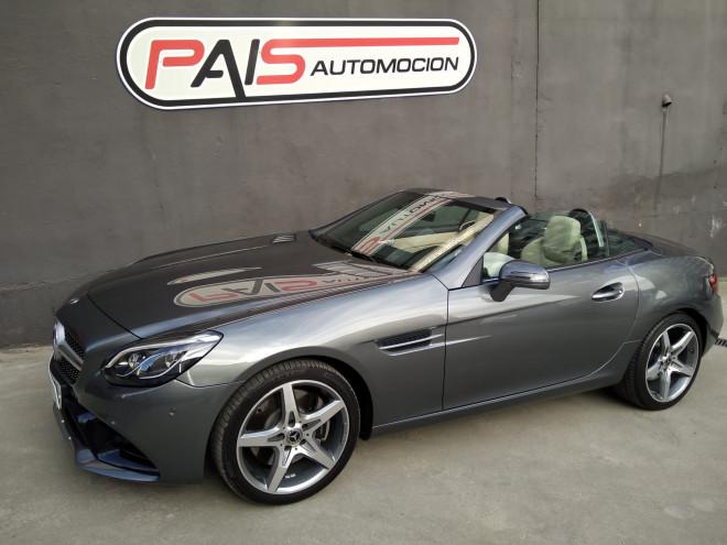 Mercedes SLC segunda mano